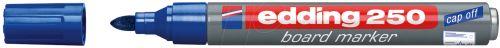 Popisovač tabulový Edding 250 modrý