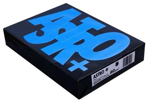 Papír ASTRO+ A4 80gr. 500 listů