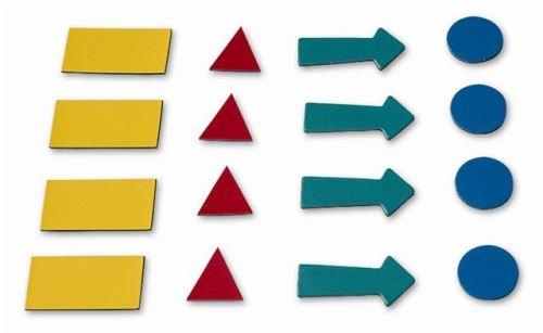 Magnetické symboly pro plánování - 317 znaků
