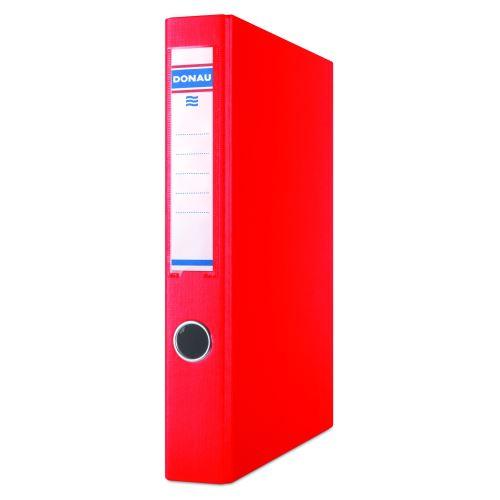 pořadač 2-kroužek A4 4,5cm PP červený