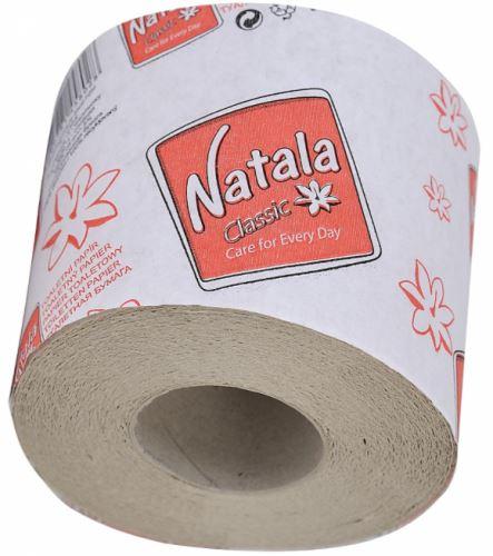 Toaletní papír ECONOMY 1-vrstvý šedý 30 m