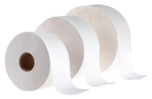 Toaletní papír JUMBO 24 2-vrstvý bílý 100% celulóza_2