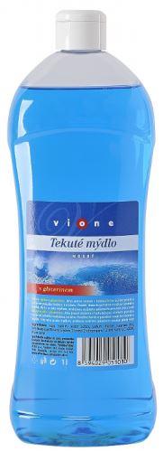 Vione tekuté mýdlo 1000 ml. modré - moře čiré s glycerinem