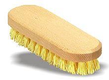 RÝŽÁK RUČNÍ TVRDÝ 180mm dřevěný