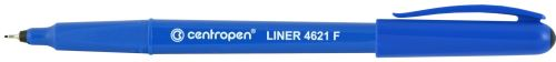 Liner 4621 F černý hrot v kovové objímce 0,3 mm_2