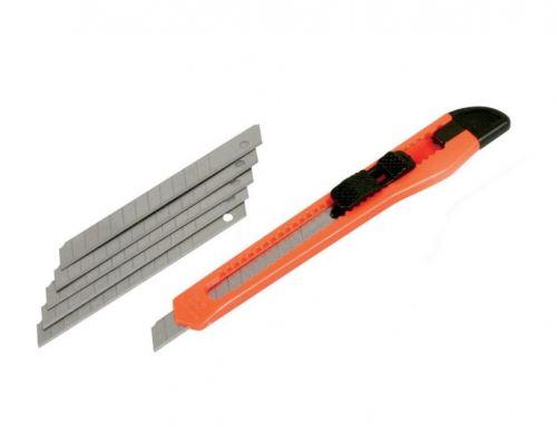 náplň nůž ulamovací malý 9mm 12ks