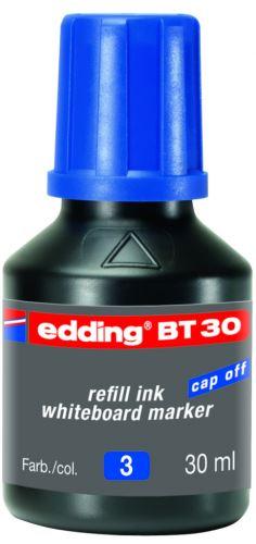 Náhradní inkoust Edding BT 30 modrý kapací