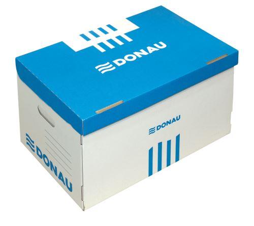 Archivační krabice lepenka, Donau modrá