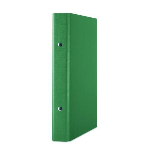 Pořadač 2- kroužek A5 PP 3cm zelená