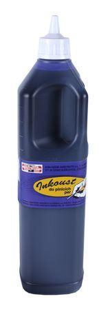 Inkoust modrý 1000 ml.