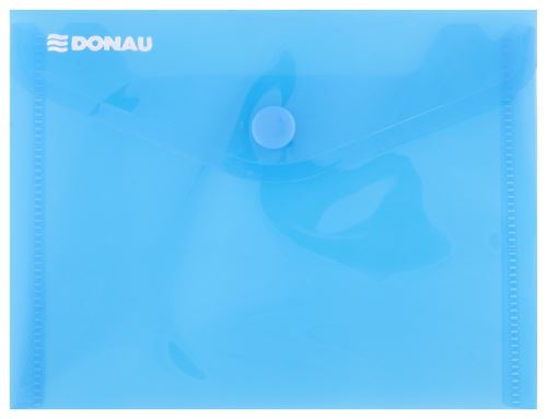 Obálka s drukem A6 modrá