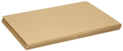 Balící papír sulfát nebělený 70x100cm 70 gr.