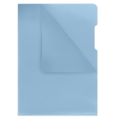Obal A4 L modrý matný