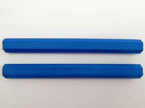 Lesnická křída na dřevo 8420B modrá