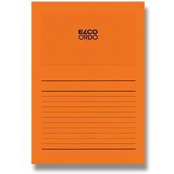 Desky ELCO s okénkem ORDO, oranžová