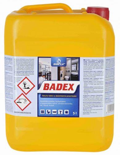 Satur BADEX  5 l dezinfekční přípravek