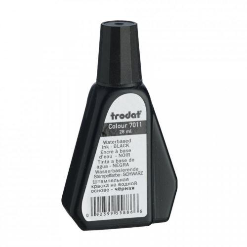Razítková barva TRODAT černá 28 ml