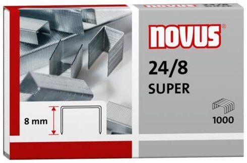 Drátky 24/8 S NOVUS 1000 ks