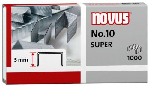 Drátky No. 10 NOVUS 1000 ks