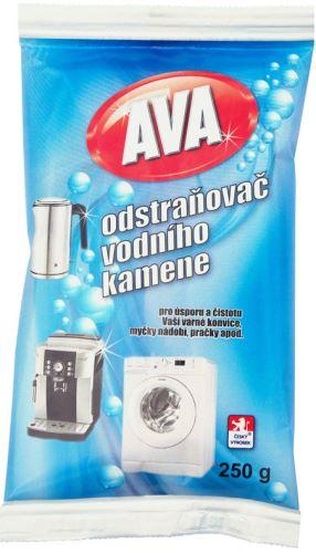 Odstraňovač vodního kamene AVA 250g
