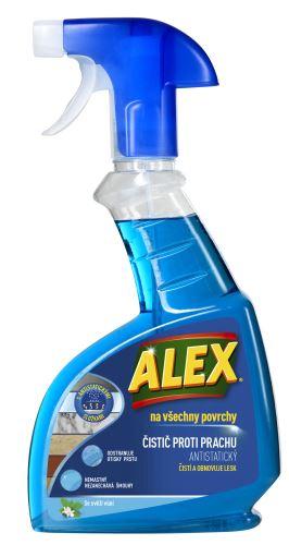 ALEX proti prachu na všechny povrchy, sprej 375 ml
