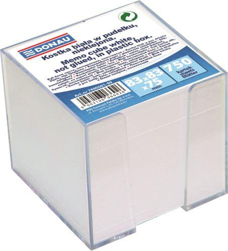 Špalík v plastovém zásobníku, bílý nelepený_2