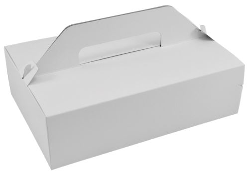 Nosič na zákusky 27x18x10 cm 50 ks
