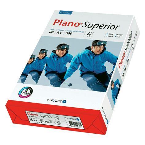 Papír Plano Superior A4, 80 g,  kvalita A