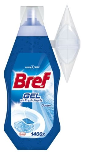 BREF WC gel  360 ml. + zásobník, mix