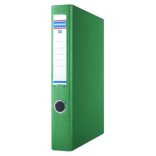 pořadač 2-kroužek A4 4,5cm PP zelený