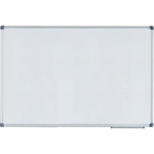 Bílá magnetická tabule 90x120 cm ALU rám