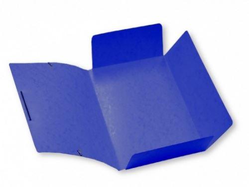 Mapa 253 prešpánová s gumou tmavě modrá_2