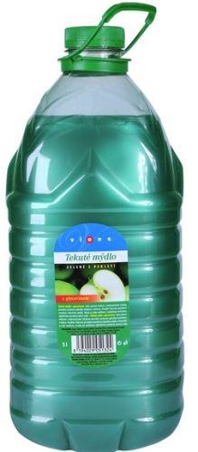 Tekuté mýdlo 5l. soudek zelené