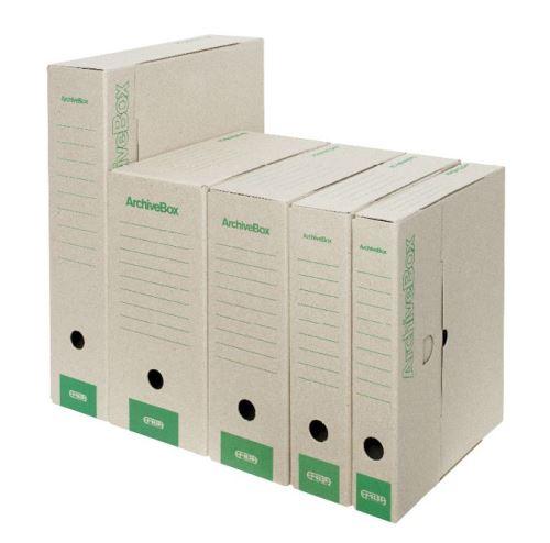 Archivační box vnitřní 330x260x75 natur