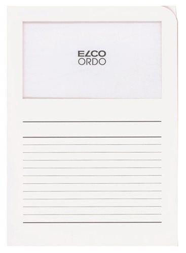 Desky ELCO s okénkem ORDO, bílá