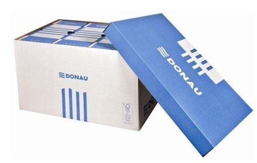 Archivační krabice lepenka, Donau modrá_2