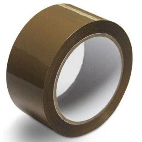 Lepící páska 48mm x 66m hnědá 36ks/bal_2
