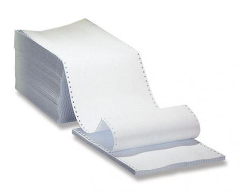 """Tabelační papír 24x12"""" 1+2 BP 750 sl."""