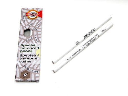 Tužka bílá 3263/6 speciální  ( prodej pouze po balení 6 ks )