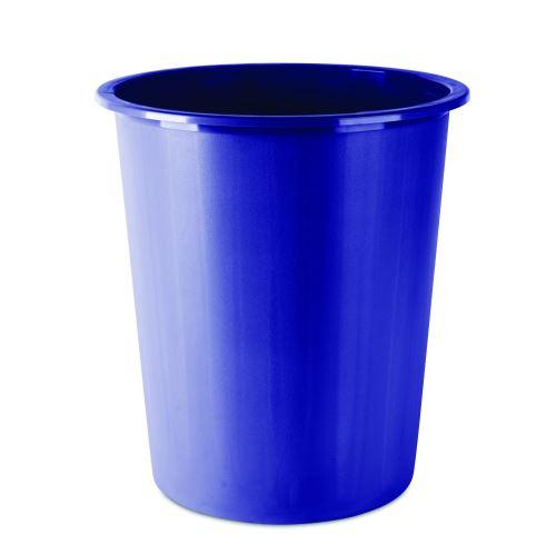 Odpadkový koš PP Donau ,14 L, modrý