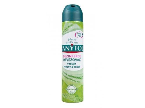 Sanytol dezinfekční osvěžovač vzduchu - mentolová vůně, 300 ml