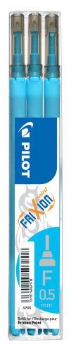 Náplň Pilot FriXion Point světle modrá bal/3 ks 0,5 mm