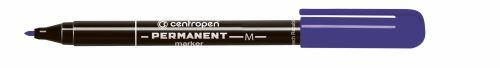 Popisovač 2846 PERMANENT fialový plast. hrot 1 mm_2