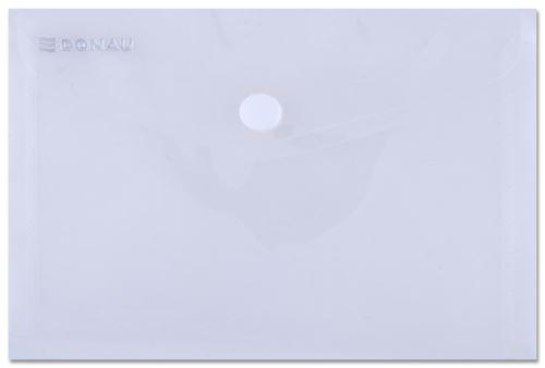 Obálka s drukem A6 kouřová_2