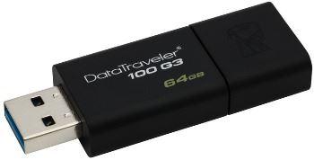 64GB Kingston USB 3.0 DataTraveler 100 G3
