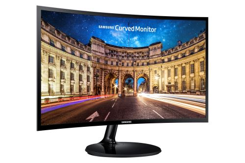 """24"""" Samsung C24F390F - FullHD, D-Sub, HDMI"""