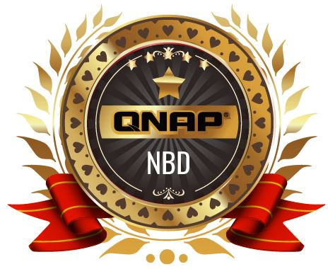 QNAP 4 roky NBD záruka pro TVS-682-i3-8G