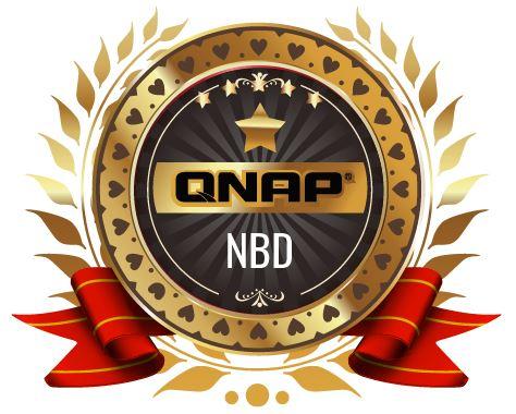 QNAP 4 roky NBD záruka pro TVS-882BR-ODD-i5-16G