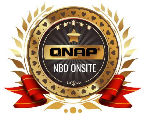 QNAP 4 roky NBD Onsite záruka pro TVS-873e-8G