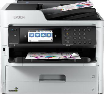 Epson WorkForce Pro WF-C5790DWF,4800x1200dpi,34/34, wifi, USB